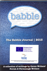 Babble Journal cover