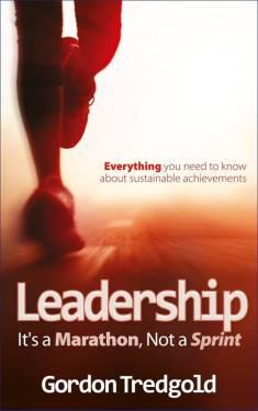 Leadership-Its a Marathon Not a Sprint