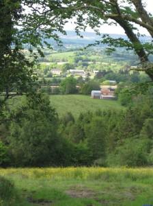 Farm distance