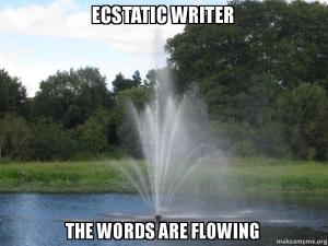 ecstatic-writer-the