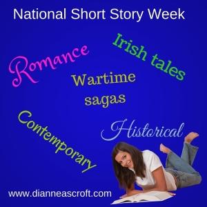 short story week blue