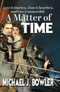 MATTER TIME  cover
