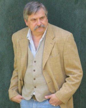 Burn County author