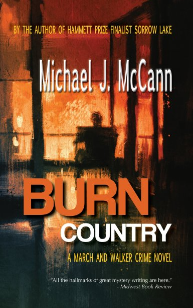 Burn County cover