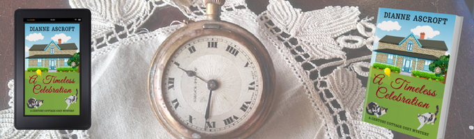 Timeless watch header