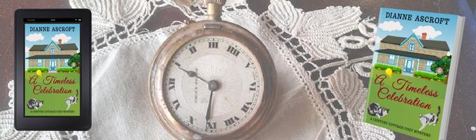 Timeless watch header