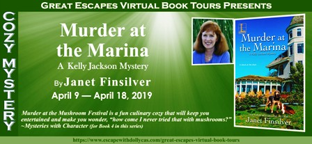 MURDER AT THE MARINA BANNER 448