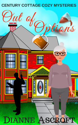 Out of Options novella cover