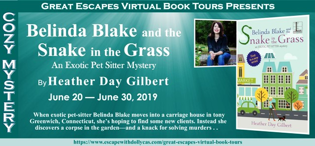 BELINDA BLAKE AND THE SNAKE IN THE GRASS BANNER 640