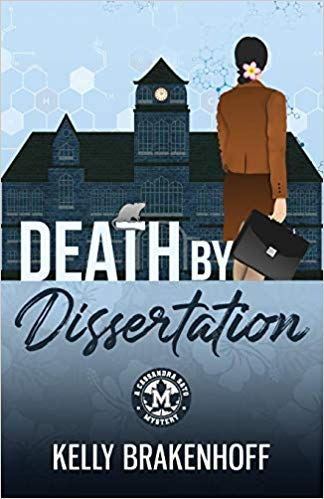 DEATH BY DISSERTATION COVER