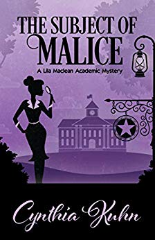 THE SUBJECT OF MALICE COVER