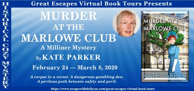 MURDER AT THE MARLOWE CLUB BANNER 640