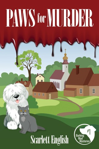 PawsForMurder - Scarlett English