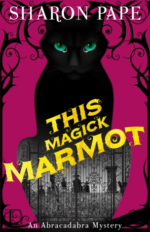 Magick Marmot cover