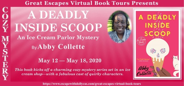 A DEADLY INSIDE SCOOP BANNER 820