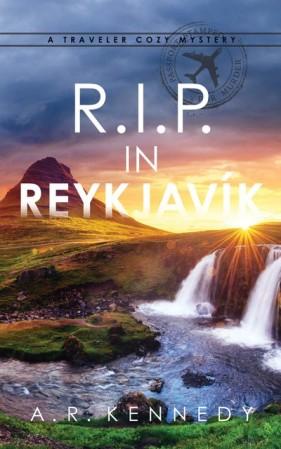 RIP IN REYKJAVIK COVER