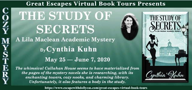 THE STUDY OF SECRETS BANNER 640